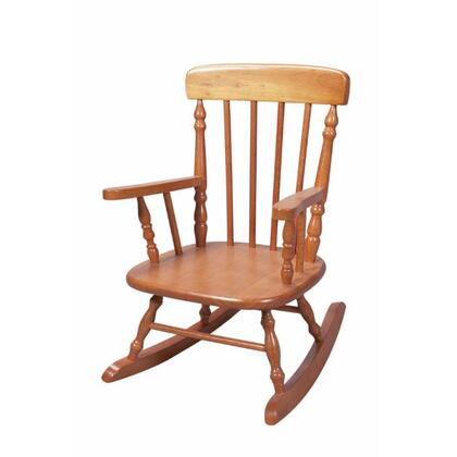 Gift Mark 1410H  Armless  Wood Frame No Rocking Chair