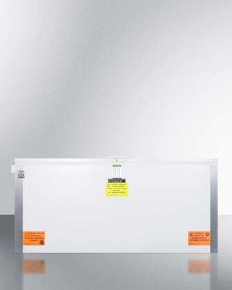 Summit VLT2250  Chest Freezer with 22 cu. ft. Capacity in White