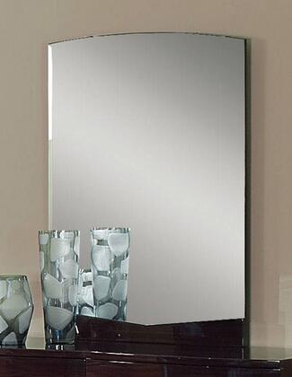 Global Furniture USA AuroraBigMirror Aurora Contemporary Rectangular Big Mirror