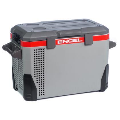 Engel MR040FU1 Freestanding Chest Freezer, in Grey