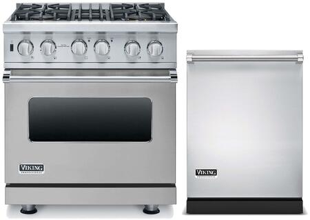 Viking 735674 Kitchen Appliance Packages