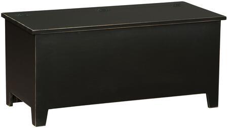 Chelsea Home Furniture 465129B Verdad Shaker Series Wood Chest