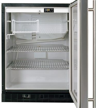 Marvel 6ADAMBSFLR  Built In Counter Depth Compact Refrigerator with 5.3 cu. ft. Capacity, 2 Wire Shelves