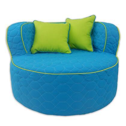 Fun Furnishings 9572X Throw Back Chair