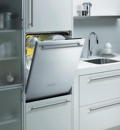 "Fagor LFA65ITX 24"" Built-In Fully Integrated Dishwasher"