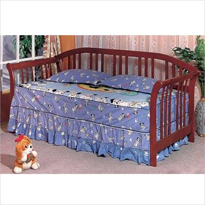 Coaster 4809  Twin Size Sleigh Bed