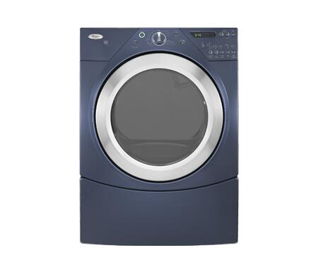 Whirlpool WGD9400VE  Gas Dryer, in Blue