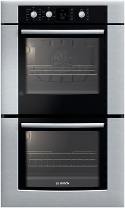 "Bosch HBL3550UC 30"" Double Wall Oven"