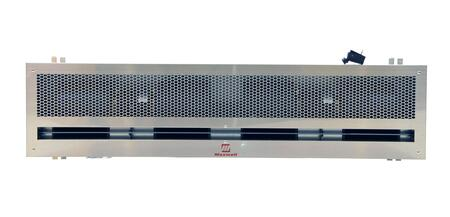 Maxwell MAST048N1 Air Conditioner Cooling Area,