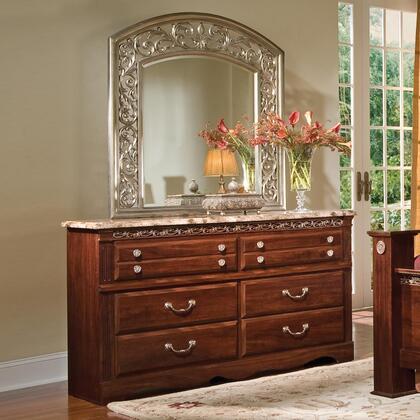 Standard Furniture 57209A Triomphe Series Wood Dresser