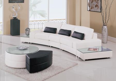 Global Furniture USA F282R2VWHSEC  Sofa