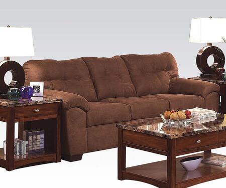 Acme Furniture 50380 Aislin Series  Microfiber Sofa