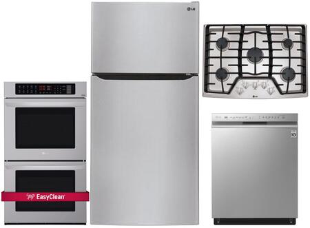 LG 729324 Kitchen Appliance Packages