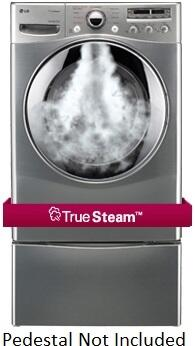 LG DLEX2655V Electric SteamDryer Series Electric Dryer