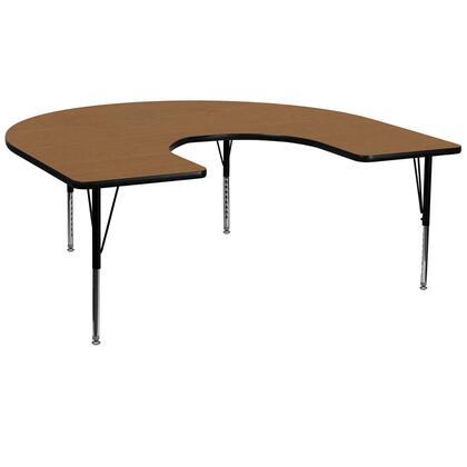 Flash Furniture XUA6066HRSEOAKTPGG