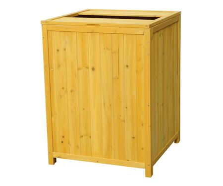 TR6565 Patio Trash Receptacle