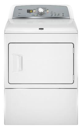 Maytag MGDX600XW Gas Bravos X Series Gas Dryer