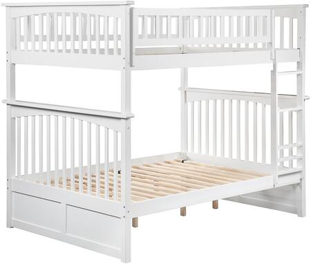 Atlantic Furniture AB55502  Bunk Bed