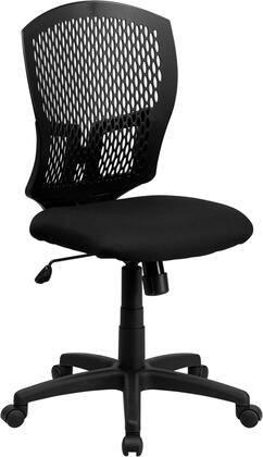 "Flash Furniture WL3958SYGBKGG 25.5"" Contemporary Office Chair"