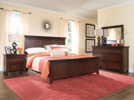 Broyhill ABBOTTPANELBEDKSET5 Abbott Bay Bedroom Sets