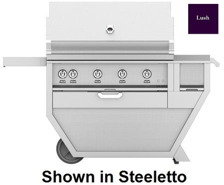 60 in. Deluxe Grill with Worktop   Lush