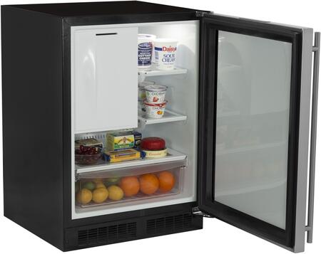 """Marvel ML24RFP3RP 24"""" Compact Refrigerator with 4.9 cu.ft. Capacity in Panel Ready"""