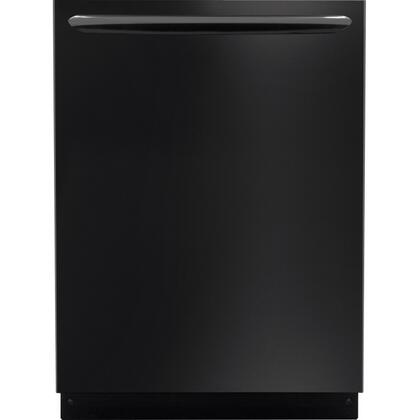 "Frigidaire Gallery FGID2474Q 24"" Fully Integrated Built-In Dishwasher with 7 Wash Cycles, Stainless Steel Tub, Adjustable Upper Rack, and Energy Star Rating"