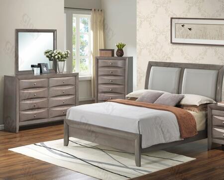 Glory Furniture G1505AQBDM G1505 Queen Bedroom Sets