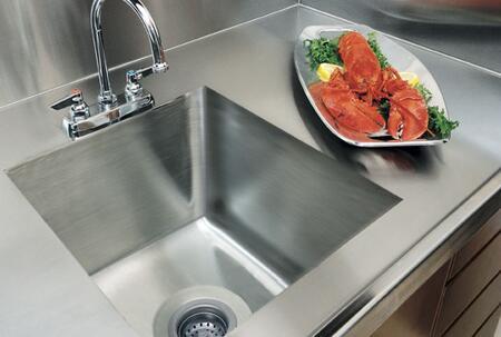 Aline TA11C2RE Kitchen Sink