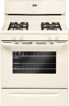 Frigidaire FFGF3023L 5.0 cu. ft. Freestanding Gas Range with 4 Sealed Burners, Storage Drawer, Self Clean, Quick Boil Burner, Low Simmer Burner, Ready-Select Controls and Auto Shut Off in