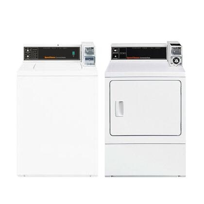 Speed Queen 346210 Washer and Dryer Combos