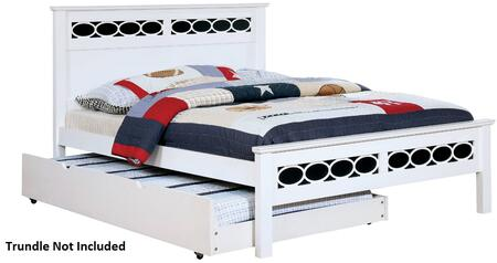 Furniture of America CM7853BLFBED Cammi Series  Full Size Bed