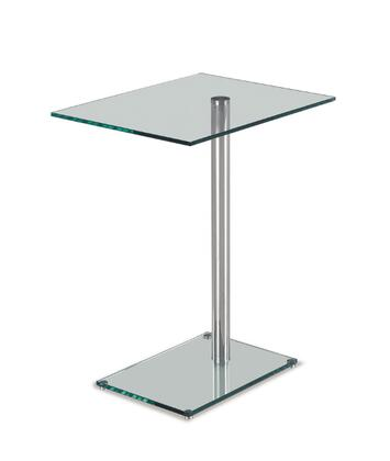 Global Furniture USA E011ET Contemporary  End Table
