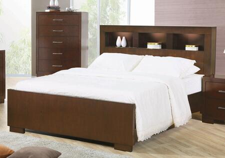Coaster 200719KW Jessica Series  California King Size Storage Bed