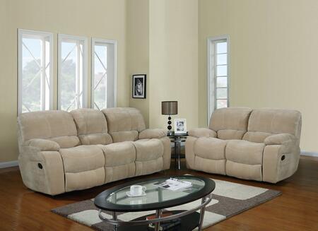 Global Furniture USA U2007SL Living Room Sets