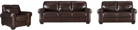 Milo Italia MI7590SLCCHES Urijah Living Room Sets