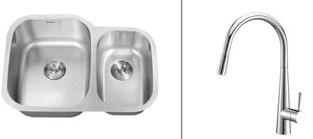 Ruvati RVC2542 Kitchen Sink