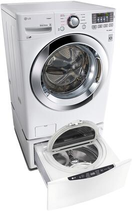 LG LG2PCFL271PEDWKIT2 Washer and Dryer Combos