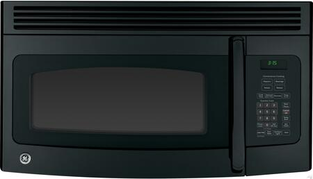 GE JVM3150DFBB 1.5 cu. ft. Capacity Over the Range Microwave Oven
