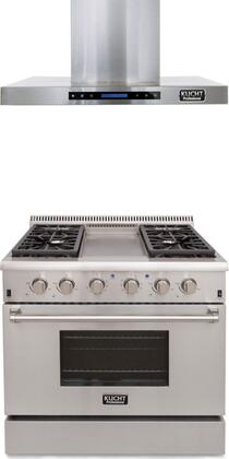 Kucht 721891 Professional Kitchen Appliance Packages