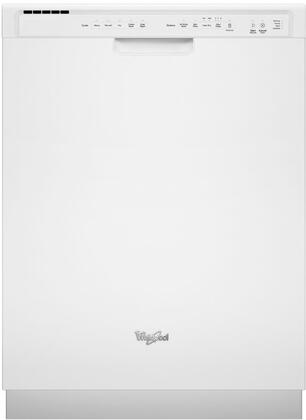 Whirlpool WDF530PAYW 530 Series Built In Full Console Dishwasher