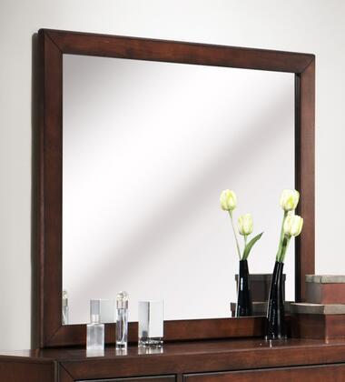 Yuan Tai LA5306M Landsberg Series Square Landscape Dresser Mirror