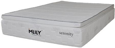 MLily SERENITY13K Serenity Series King Size Pillow Top Mattress