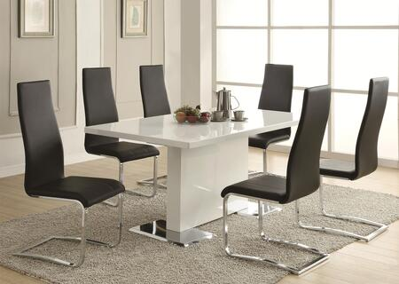 Coaster 102310SETB Modern Dining Dining Room Sets
