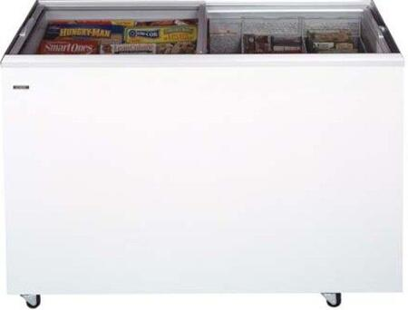 Summit SCF1490  Freezer with 14.1 cu. ft. Capacity in White