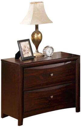 Acme Furniture 07408 Manhattan Series Rectangular Wood Night Stand
