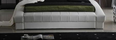 Diamond Sofa BELAIREFTBDEK Belaire Collection Eastern King Bed Footboard: