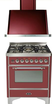 Ilve 719997 Majestic Kitchen Appliance Packages