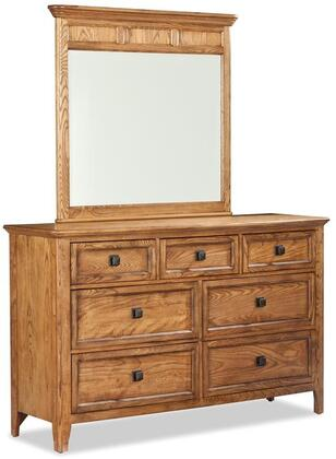 Intercon Furniture ALBR530791BASC Alta Dressers