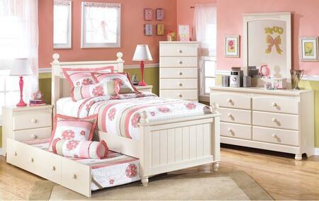 Milo Italia BR303TPSBTDMN Burton Twin Bedroom Sets